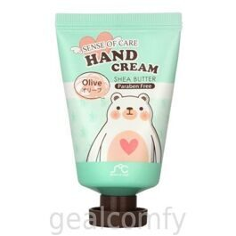 Rainbow Sense of Care Hand Cream Shea Butter Olive крем для рук с маслом ши и экстрактом оливы, 35 г