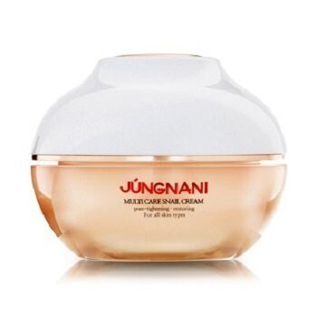 Крем для лица с муцином улитки Jungnani Multi Care Snail Cream 50ml
