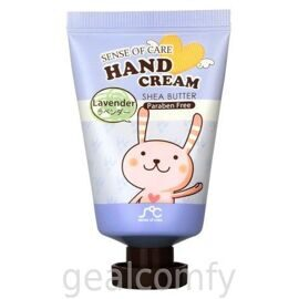 Rainbow Sense of Care Hand Cream Shea Butter Lavender крем для рук с маслом ши и экстрактом лаванды, 35 г