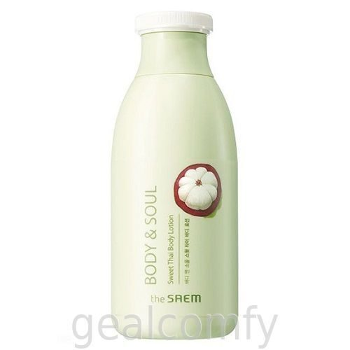 Лосьон для тела The Saem Sweet Thai BODY & SOUL Sweet Thai Body Lotion, 300 мл