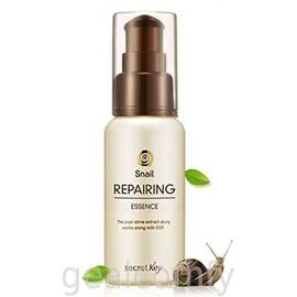 Secret Key Snail Repairing Essence восстанавливающая эссенция с экстрактом слизи улитки, 40 мл