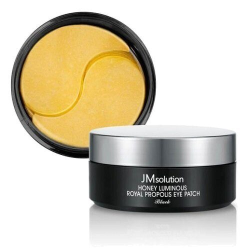Патчи для глаз с прополисом JMsolution Honey Luminous Royal Propolis Eye Patch