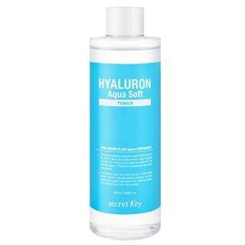 Гиалуроновый тонер для лица Secret Key Hyaluron Aqua Soft Toner 500ml