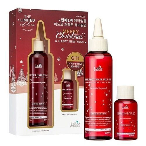 Набор филлеров для волос Lador The Limited Edition Merry Christmas Perfect Hair Fill-Up