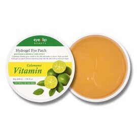 Патчи гидрогелевые для глаз с каламанси Eyenlip Calamansi Vitamin Hydrogel Eye Patch