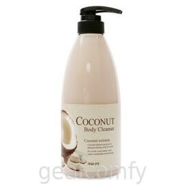 Welcos Coconut Body Cleanser гель для душа с экстрактом кокоса, 740 г