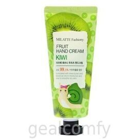 Milatte Fashiony Fruit Hand Cream Kiwi крем для рук с экстрактом киви, 60 г