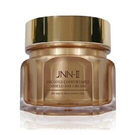 Крем дневной для лица с 24K золотом Jungnani JNN-II 24k Gold Comfortable Shield Day Cream 100g
