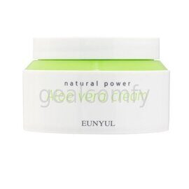 Eunyul Natural Power Aloe Cream крем для лица с экстрактом алоэ, 100 мл