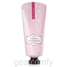 Welcos Around Me Happniness Hand Cream Linen крем для рук с экстрактом льна, 60 г