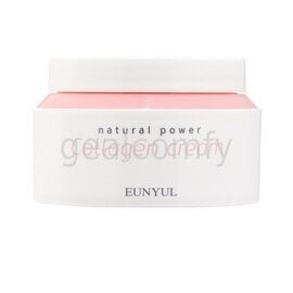 Eunyul Natural Power Collagen Cream крем для лица с коллагеном, 100 мл