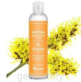 Secret Skin Witchhazel Poreless Toner тонер для лица с экстрактом гамамелиса, 250 мл